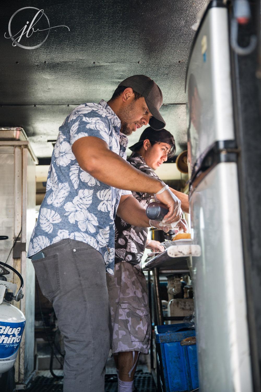 Ono's Hawaiian Food truck