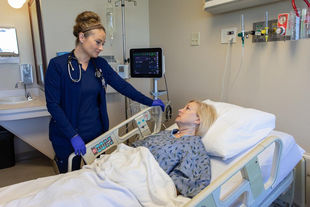 Bossier Hospital Photography