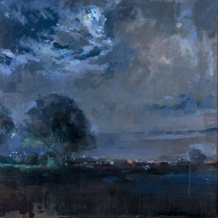 Friedrich's Moon #2
