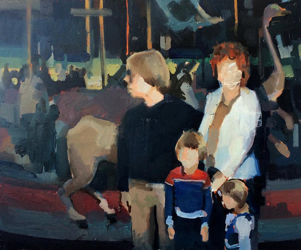 Carousel, 1983