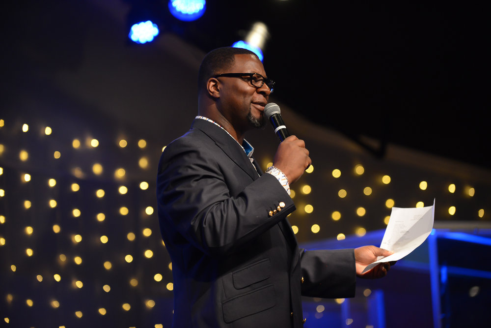 Pastor James Rowson