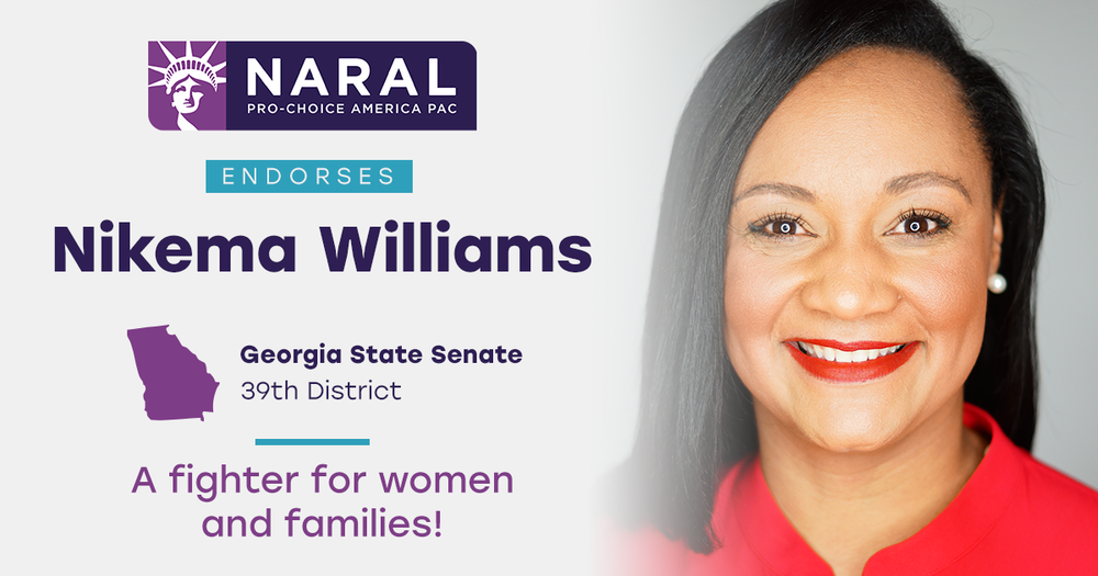 NARAL_Nikema Williams_Georgia Endorsement.png
