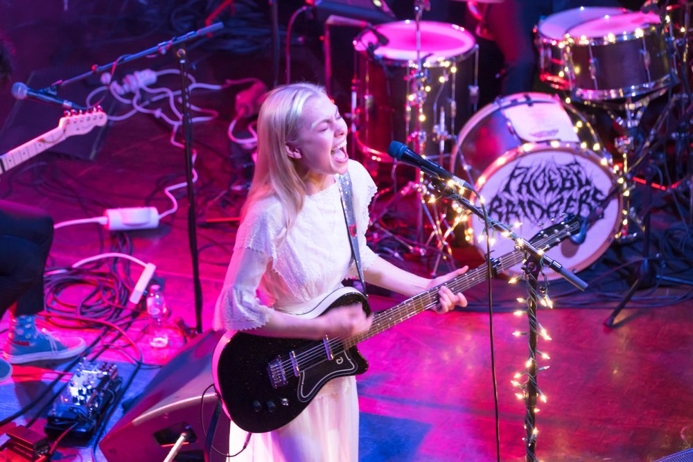 Phoebe Bridgers - Live at Scala -