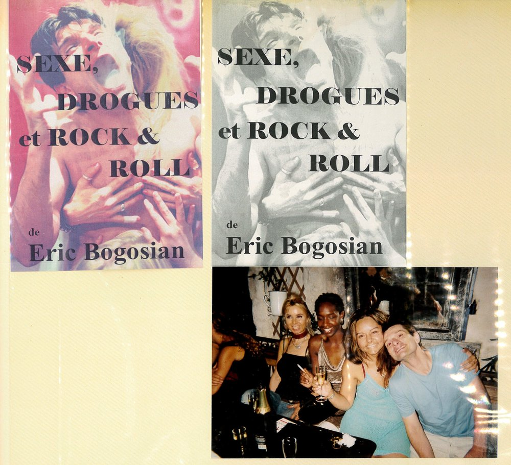 OWAP Sexe Drogues et rock n Roll leaflets and photo at Avignon  Kim Michelle BRODERICK directing.jpg