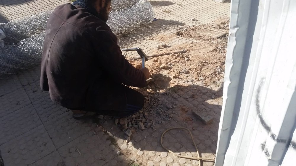 stray shelter OWAP-AR sana'a fence building 18 FEB 2019 yemen rescue equestrian.jpg