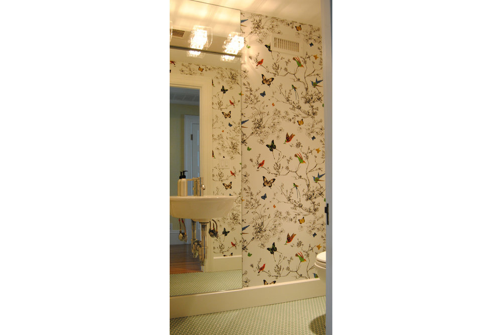 arlington powder room