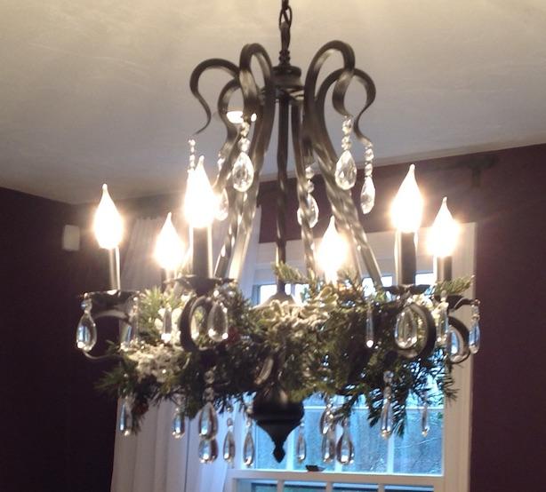 Weix DR chandelier