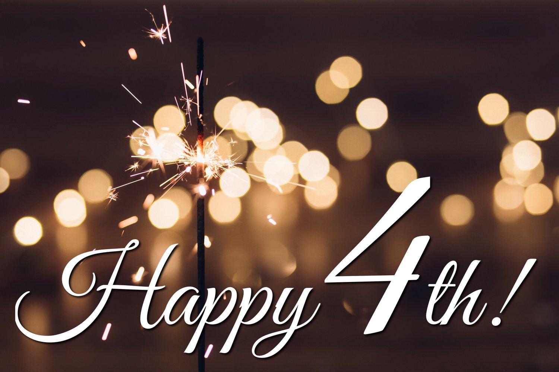 JRL Interiors — Happy 4th!