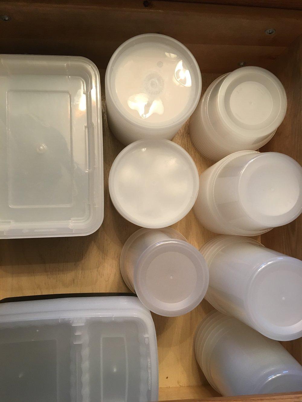 Deli Containers  /  Bento Box Containers