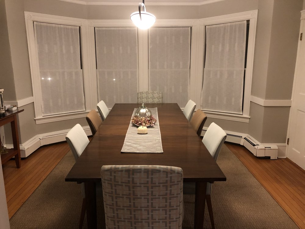 Main Dining Room BEFORE