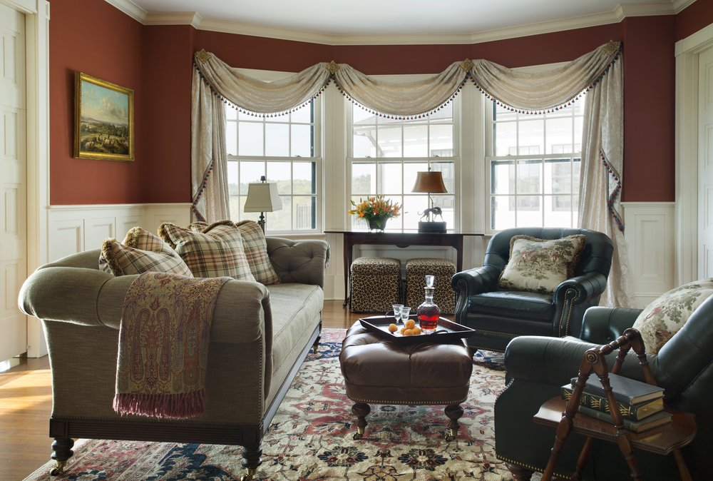 Topsfield living room