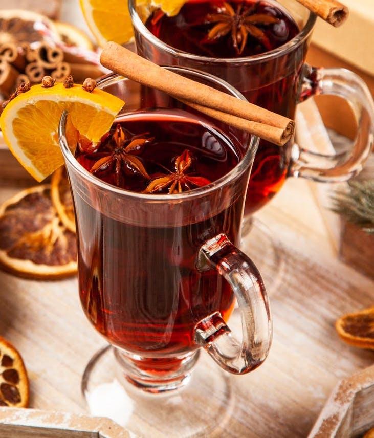 Mulled Wine Recipe, Glühwein Recipe, hot beverage recipe