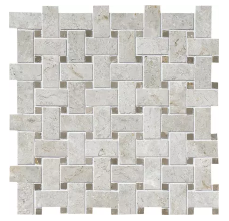 classic basketweave tile