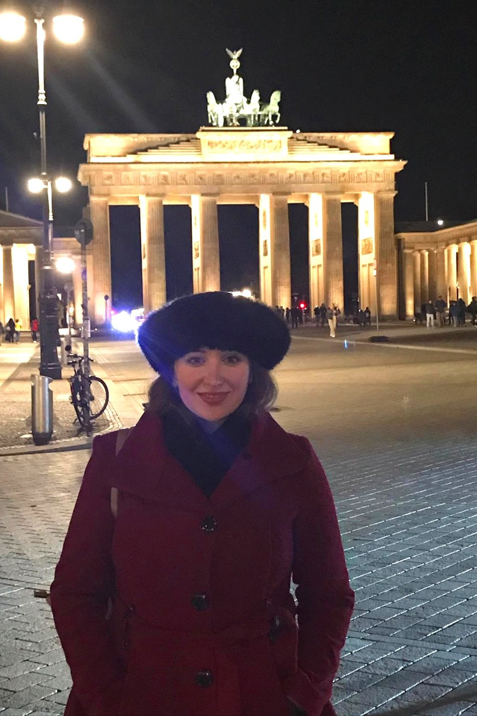 Guest Contributor Jenna Lorusso - Brandenburger Tor, Berlin