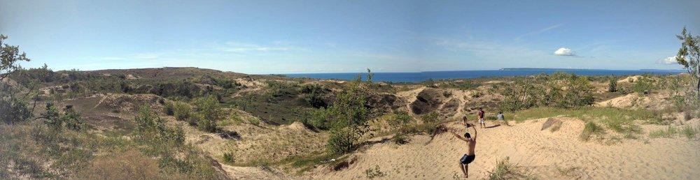 dune-hike