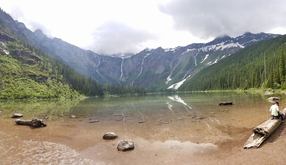 Avalanche Lake...a must HIKE in Glacier!