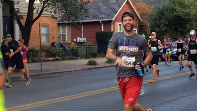 Half Marathon PR was in 2016's race!
