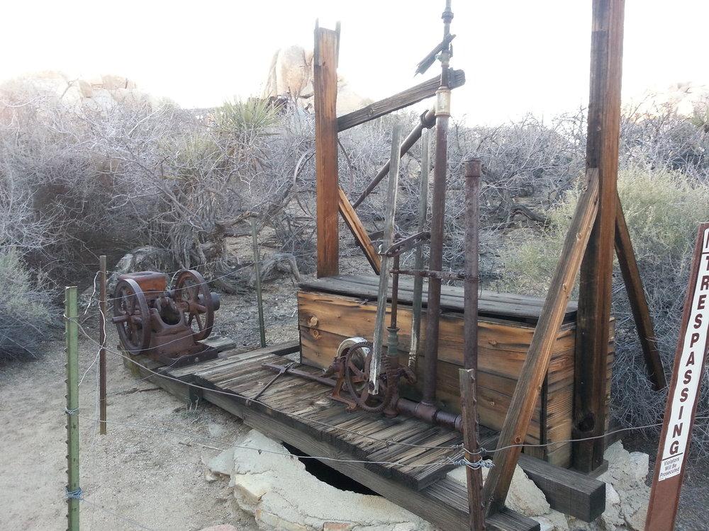 Wall Street Mill Hike