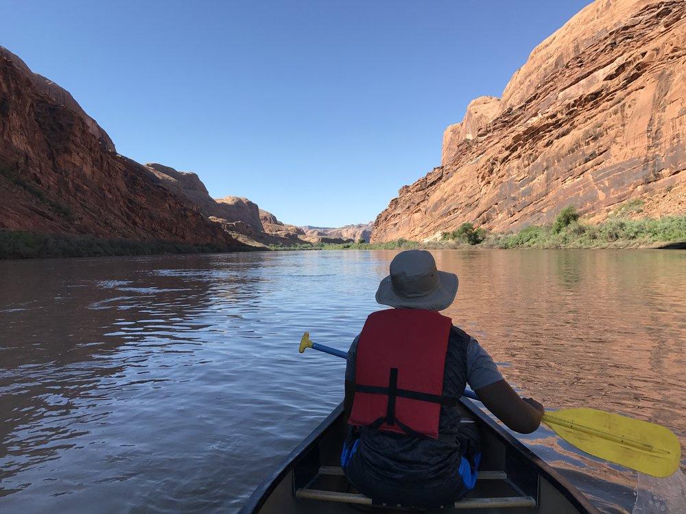 Kayak or Canoe!