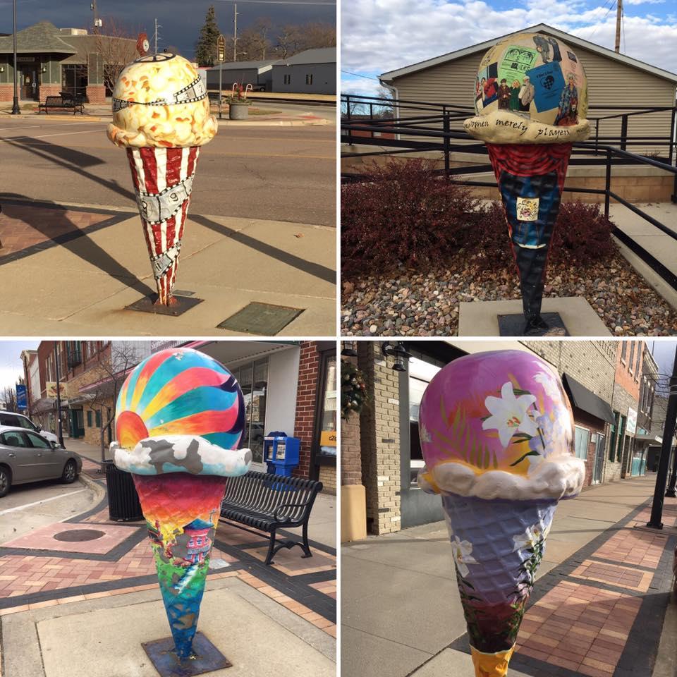 Ice Cream Cone Hunting!