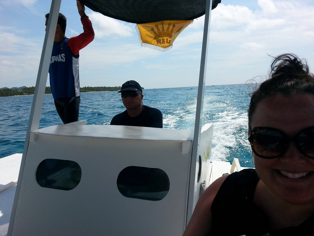 Private snorkeling day trip with Ralph.
