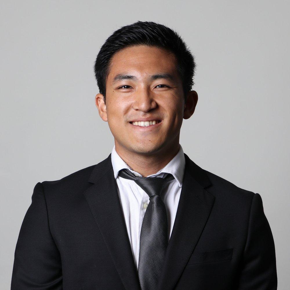 VP of Alumni Relations Jonathan Lee