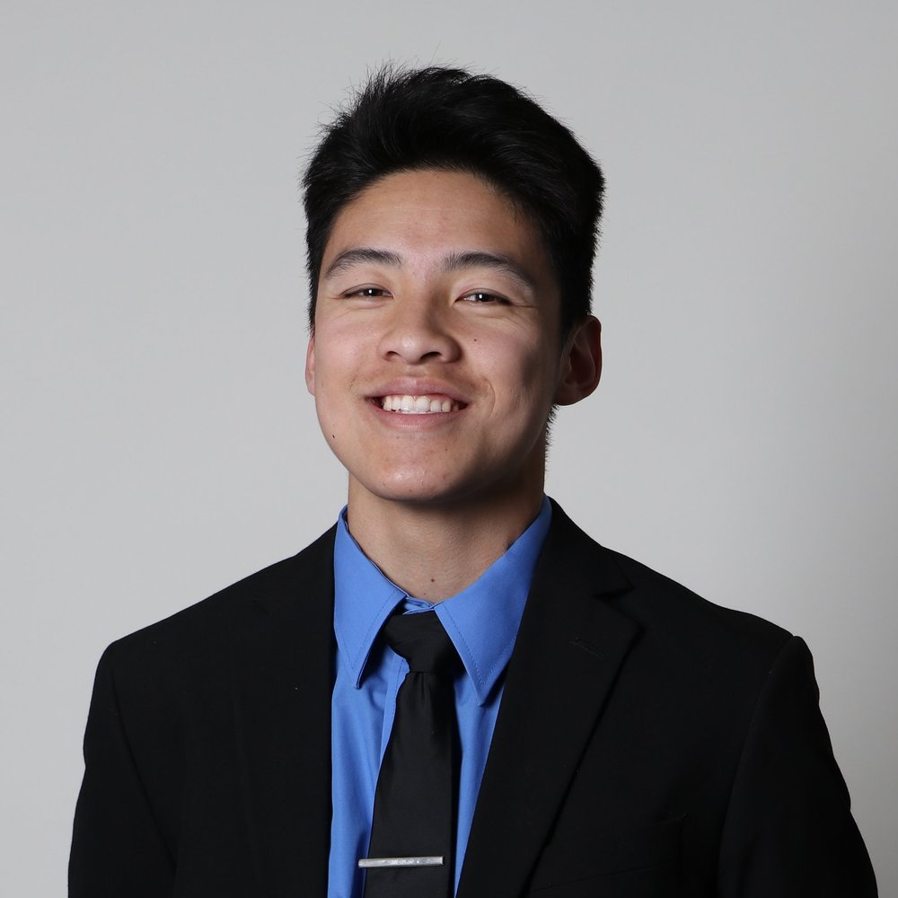 VP of Professional Activities Spencer Wu