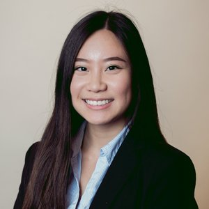 Director of Marketing Crystal Nguyen