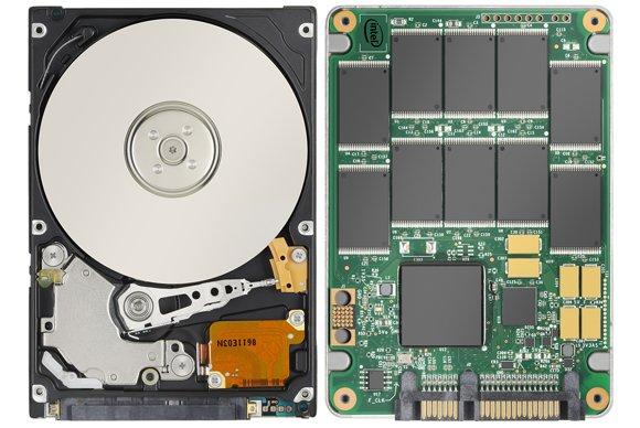 HD VS SSD