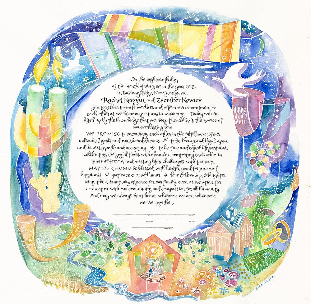 rachael English text (Non-Religious) -