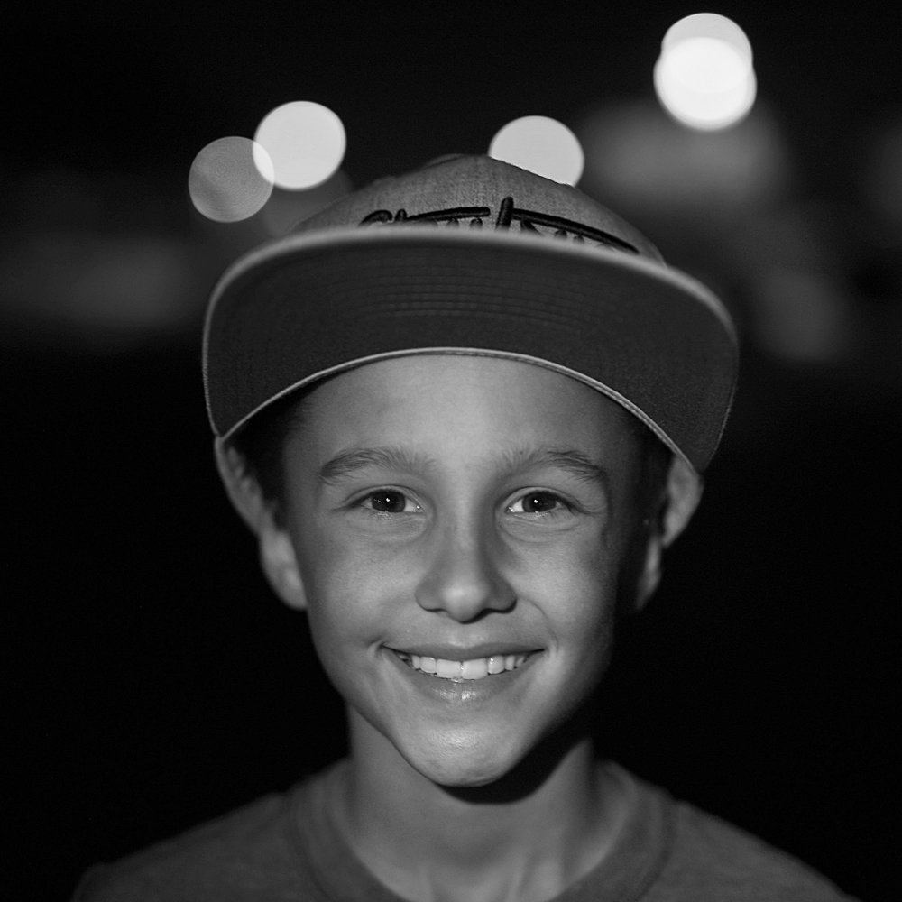 MEET LINCOLN - Hi, I'm Lincoln, I am 10 years old and I would like to change the world by way of...hats!  I've been wearing hats as long as I can remember, so I started a company based on them! I am proud to say that we give 10% of ALL profits to anti-bullying campaigns. Thank you for your support!