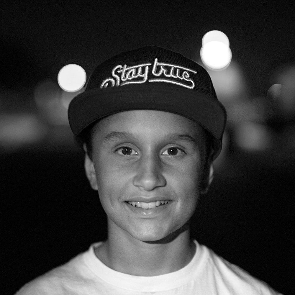 MEET JAYCE - Hello! I am Jayce, I'm just about 12 years old and very excited about our company. I actually came up with the name and am pretty excited about that. I cannot wait to see how we can impact lives with our brand, thanks for shopping!
