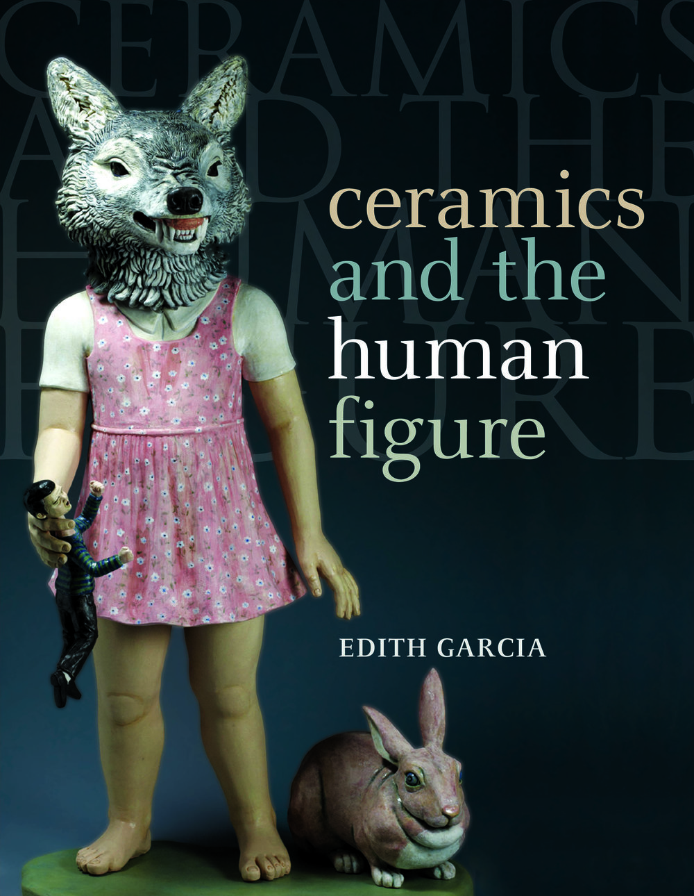 Ceramics and the Human Figure | Available on Amazon - Author of Ceramics and the Human FigureAn inside look into 40 international artists and their approach to working with the human figure and clay.Representation of the human form through artistic expression has always existed in clay form, and it continues to evolve today. From exploring the whole figure, through fragmentation to the use of the body as a means to create, artists today are working with clay and the human form in very unconventional ways across the globe. Contemporary artists have learned to play with the possibilities of materials and form more so than ever before, with digital technologies enabling and enhancing the creative process. This publication features works by key ceramic artists that work within the realm of the human form, showcasing and discussing individual artists with practices within the field of installation and sculpture as well as those incorporating new technologies. The artists are divided by themes, with each chapter giving a short introduction, and then going on to display the work and ideas of each, showing the large variety of work being made today. A chapter is also included on making methods, giving making sequences of the more innovative and challenging methods used by some of these artists.