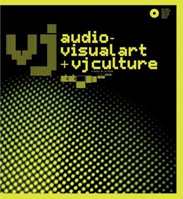VJ: AUDIO VISUAL ART + VJ CULTURE - Edited by D-Fuse/Michael Faulkner/Edith Garcia/& others.A major change has taken place at dance clubs worldwide: the advent of the VJ. Once the term denoted the presenter who introduced music videos on MTV, but now it defines an artist who creates and mixes video, live and in sync to music, whether at dance clubs and raves or art galleries and festivals. This book is an in-depth look at the artists at the forefront of this dynamic audio-visual experience.Crucially, it combines how-to, showcase and reference elements. It opens with a series of articles on contextual and historical issues. The central section showcases the work of over 120 international VJs and the last chapter covers equipment (hardware and software) and typical stage set-ups (explaining installing equipment, utilizing space, creating an environment to suit an audience, etc..), along with supplementary guidelines and tips on how to make a performance.