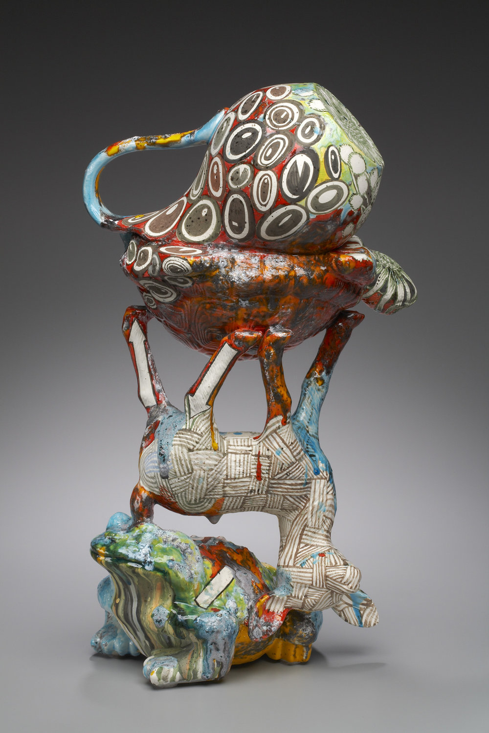 Contemporary Monsters | Curatorial Project Michael Lucero  Northern Clay Center