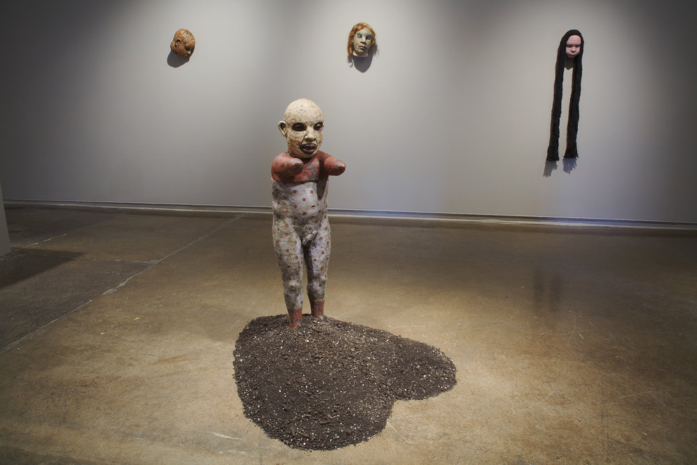 Contemporary Monsters | Curatorial Project