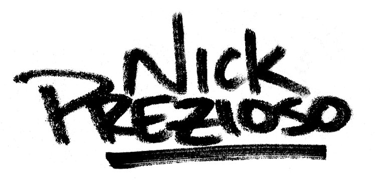 Nick Prezioso - Photo • Video • Graphics