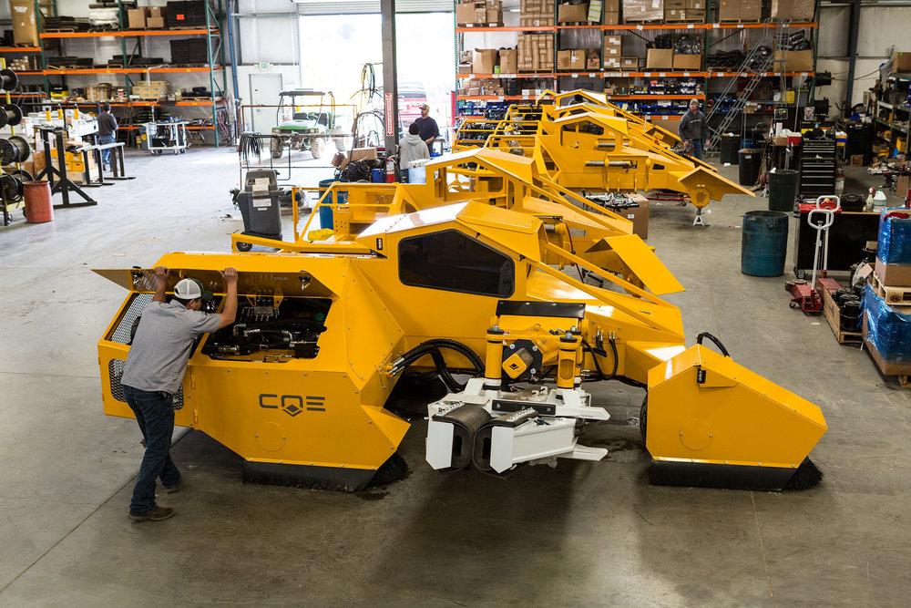 Coe Orchard Equipment, Inc.- 2016