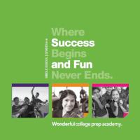 Wonderful College Prep Academy K-8th Grade