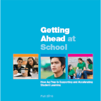 Getting Ahead at School