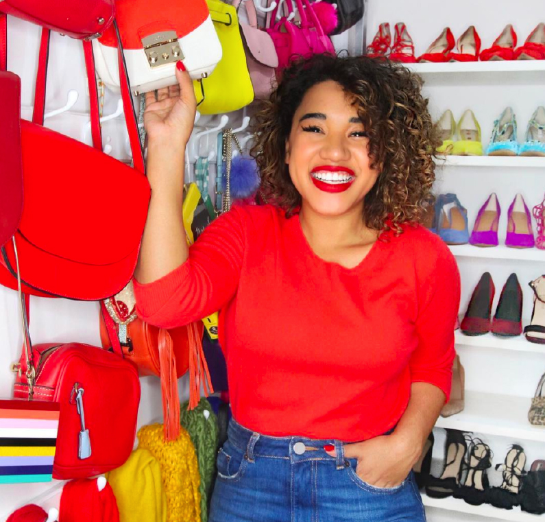 Courtney Quinn, Founder of Color Me Courtney