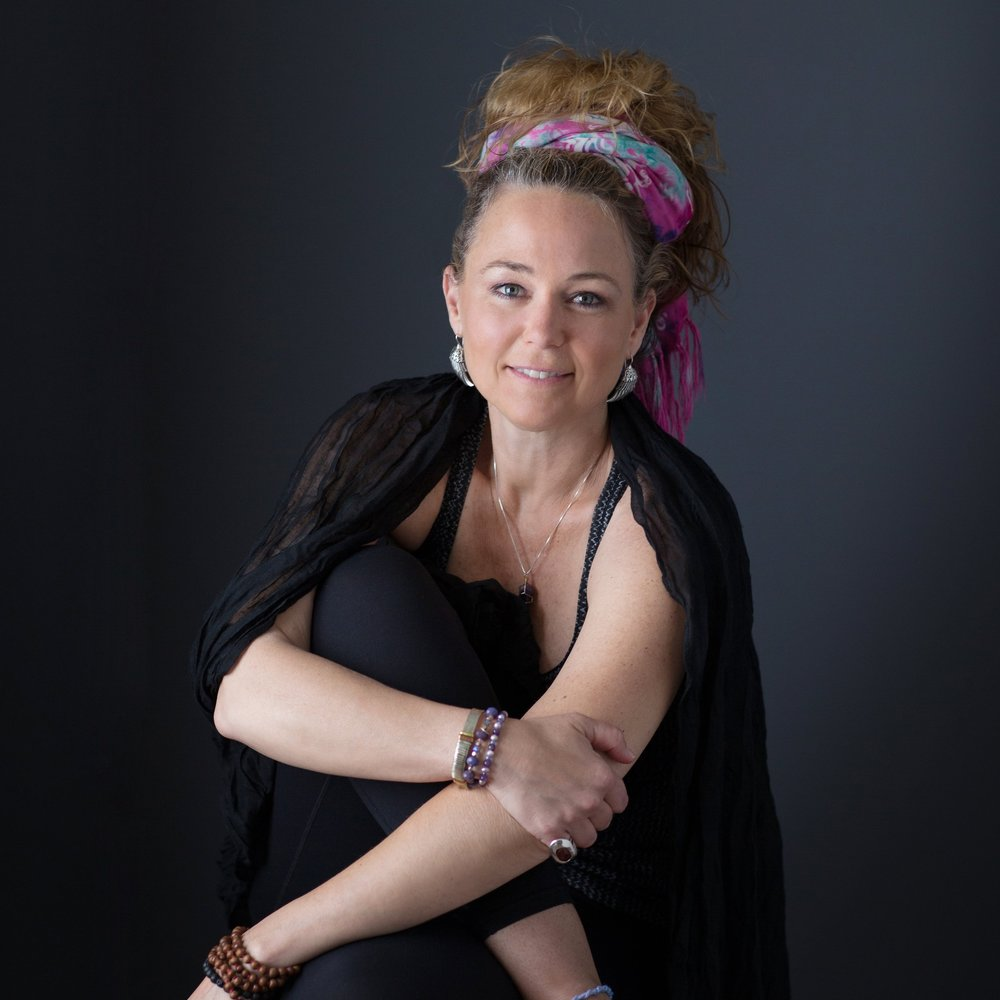 Carla Burns - Yin Yoga Teacher