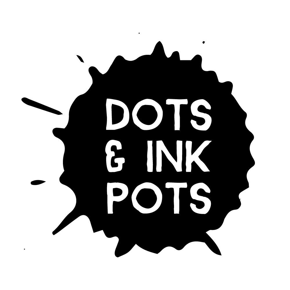 Dots And Ink Pots