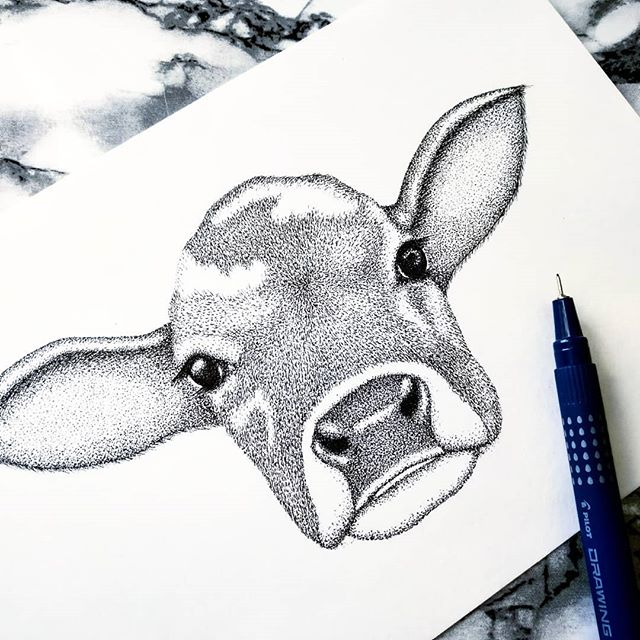 Morning all! After sharing my pig and sheep illustrations, I thought I would reshare my cow! 🐮 Do you love her?  I've been on a roll with animal illustrations lately and it will all become clear (if you haven't guessed yet) with the release of my Summer range. EEK!  I'm busy working away on some more animals at the moment, so stay tuned for more illustration updates on our lovely, furry friends. ✨