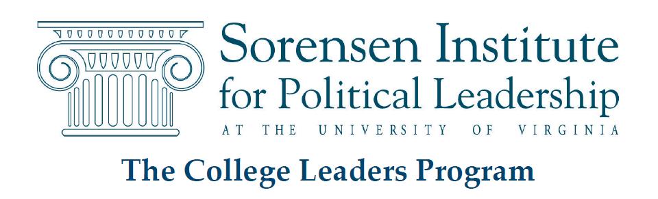 Sorenson Institute for Political Leadership logo