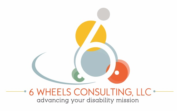 PHOTO: 6 Wheels Consulting, LLC Logo
