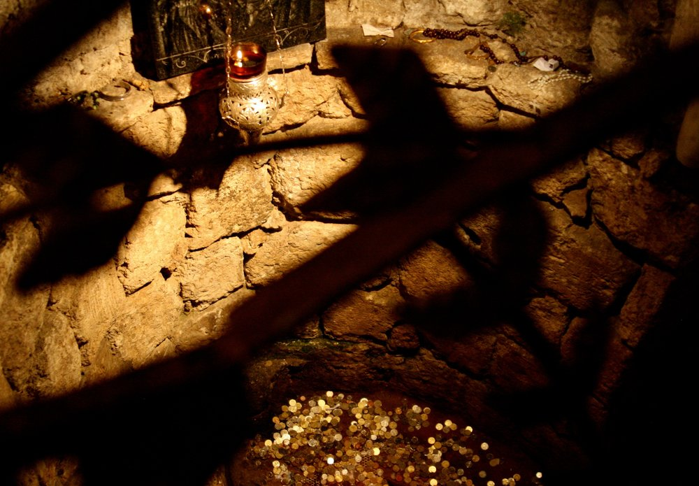 Things-Jerusalem Wishing Well.jpg