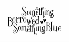 Something Borrowed, Something Blue vintage wedding and event decoration rentals