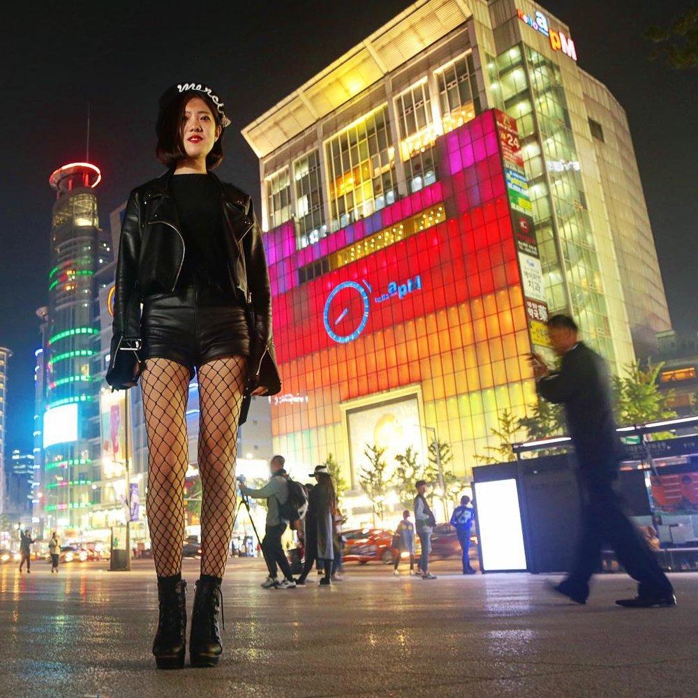 Seoul Dongdaemun, 2016.