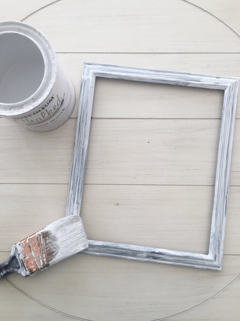 Make Chalk Paint Picture Frames from Dollar Tree! — Minimalish Farmhouse